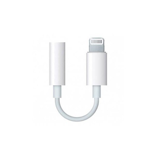 ADAPTADOR APPLE LIGHTNING M A JACK-H 3.5MM