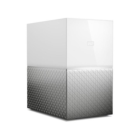 NAS SERVIDOR WD MY CLOUD HOME DUO 16TB