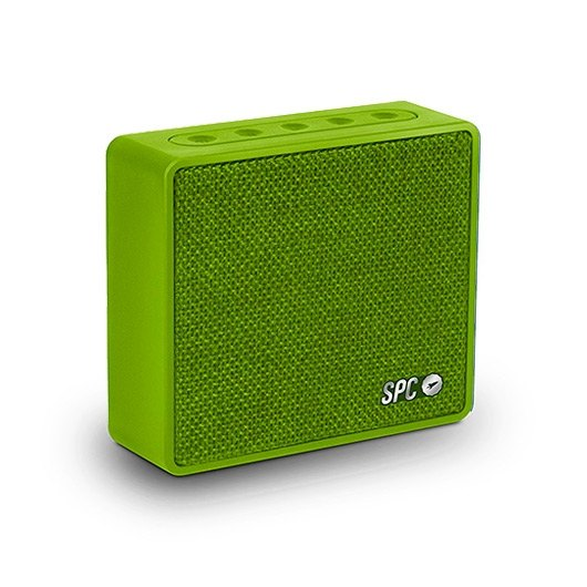 ALTAVOZ SPC ONE VERDE BLUETOOTH