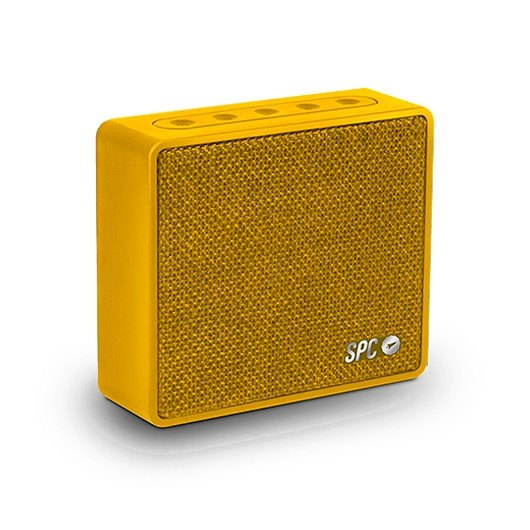 ALTAVOZ SPC ONE AMARILLO BLUETOOTH