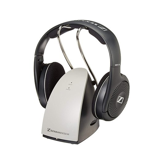 AURICULARES SENNHEISER RS 120 II TV WIRELESS NEGRO