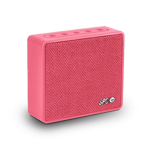 ALTAVOZ SPC ONE ROSA BLUETOOTH