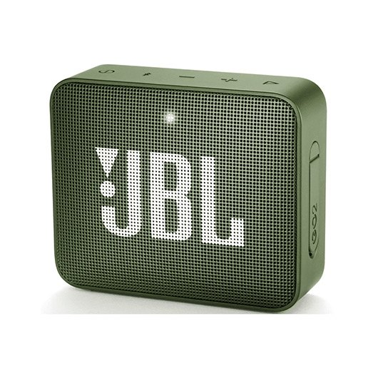 ALTAVOZ JBL GO2 MOSS GREEN BLUETOOTH
