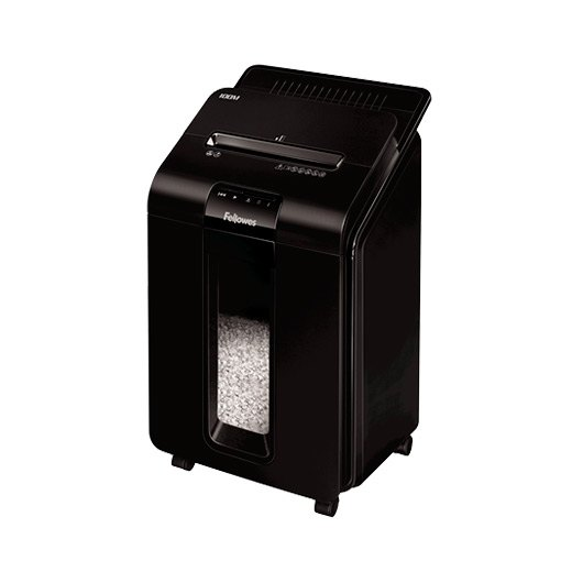 DESTRUCTORA DE DOCUMENTOS FELLOWES AUTOMAX 100M